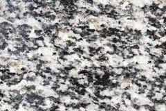 Texture of the polished surface of Uppsala Granite, macro shot Stock Image