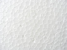 Texture polystyrene foam Royalty Free Stock Photo