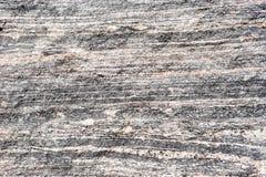 Texture posée de fond de roche métamorphique photographie stock