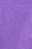 Texture pourprée de tissu Image libre de droits