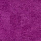 Texture pourpre de tissu de coton Photographie stock libre de droits