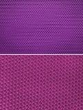 texture pourpre et rose de tissu Images stock