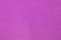 Texture pourpre moderne de tissu Photographie stock