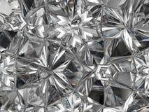 Texture précieuse et kaléidoscope de plan rapproché de pierre gemme Photo stock