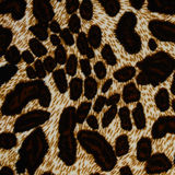 Texture of print fabric striped leopard Stock Photos
