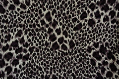 Texture of print fabric striped leopard. For background royalty free stock photo
