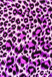 Texture of print fabric stripes leopard. For background stock photography