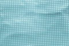 Texture of the punched leather pale blue color Royalty Free Stock Photography