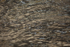Texture of pure water Stock Photography