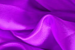 Texture purple satin, silk background Royalty Free Stock Images