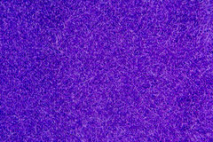 The texture of purple terry cloth closeup Royalty Free Stock Photo