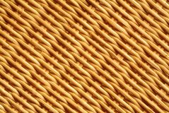Texture of rattan Royalty Free Stock Image