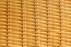 Texture of rattan Royalty Free Stock Photos