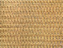Texture of rattan background. Structure of the wicker backdrop.  Royalty Free Stock Image