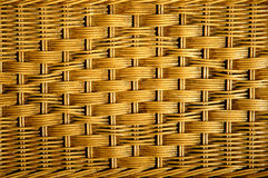 Texture of rattan furniture Royalty Free Stock Photo