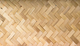 Texture rattan pattern background Stock Photography