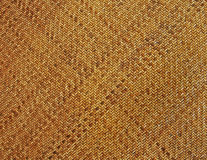 Texture of rattan weave. Texture of brown rattan weave Royalty Free Stock Image
