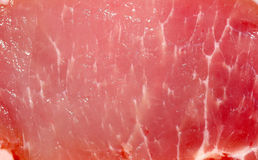 Texture of raw pork meat Royalty Free Stock Photo