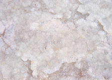 Raw salt texture Royalty Free Stock Photos