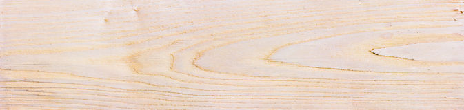 The texture of raw wood, tinted panoramic photo Royalty Free Stock Photos