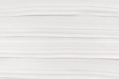 Texture rayée blanche de plâtre Fond abstrait moderne clair Image libre de droits