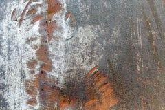 Texture rayée en métal images stock