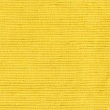 Texture rayée jaune de coton Photos libres de droits
