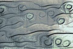 Texture recouverte de chaume verte de la menuiserie du bois verte et des planches endommagées images libres de droits
