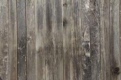 Texture rectangulaire de Gray Barn Wooden Wall Planking Vieux Grey Shabby Slats Background rustique en bois Place superficielle p images stock
