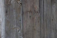 Texture rectangulaire de Gray Barn Wooden Wall Planking Vieux Grey Shabby Slats Background rustique en bois Place superficielle p image libre de droits