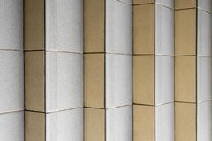 Texture of rectangular vertical lines. On the whole frame royalty free stock photos