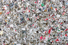 Texture of recycle milk box disign abstract background Stock Photos