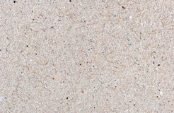 Texture of recycled paper Royalty Free Stock Images