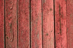 Texture Red Barn Peeling Royalty Free Stock Photo