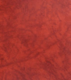 Texture of the red book Royalty Free Stock Images
