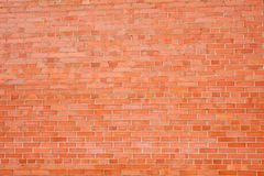 Texture of Red brick wall Royalty Free Stock Images