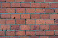 Texture red brick walls Stock Photo