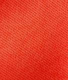 Texture of red carpet Stock Photos