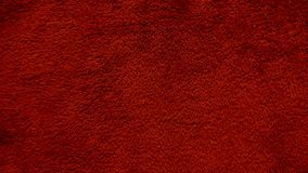 Texture of red carpet background.  stock image