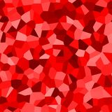 Texture red glass vector illustration