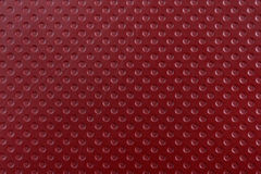 Texture of red leather Royalty Free Stock Photography