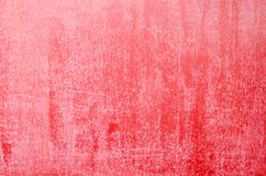 Texture red old paint. Horizontal frame royalty free stock image