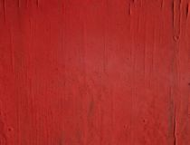 Texture of red painted surface Royalty Free Stock Photo