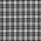 Texture of red plaid fabric Stock Photos