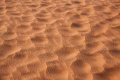 Texture of Red Sand of Desert Dune, Namibia Stock Images