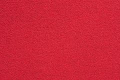 Texture of red soft fabric Royalty Free Stock Photos