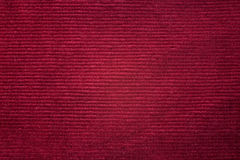 Texture of red velvet Stock Photo