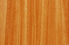 Texture of red wood Royalty Free Stock Photography