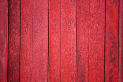 Texture of red wood. Royalty Free Stock Photography