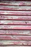 Texture of red wood stock image
